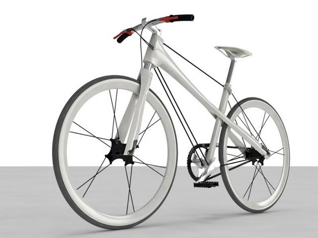 Wire Bike Predescu