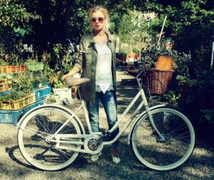 Creme cycle vintage