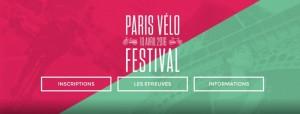 PAris vélo festival
