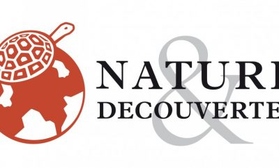 logo nature et decouvertes. Black Bedroom Furniture Sets. Home Design Ideas